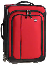 light luggage for international travel victorinox luggage werks traveler 4 0 ultra light carry on bag red