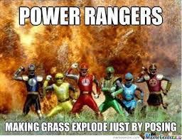 Power Rangers Meme - power rangers by mak meme center