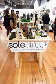 solestruck pop up shop at digs in ballard melanie biehle art and