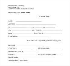 12 deal memo templates u2013 free sample example format download