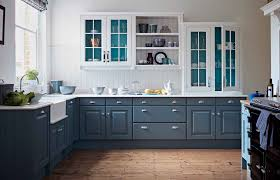 painting kitchen cabinets uk rich painted kitchens to inspire the home