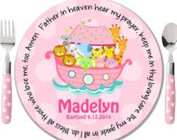 Personalized Baby Dedication Gifts Christening Plate Etsy