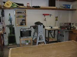 wood shop beginner woodshop setup