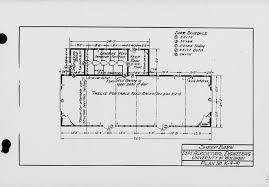 barn plans designs the state index of plans october 1924 sheep barn plan no k 4