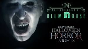 sharp productions halloween horror nights horrors of blumhouse house reveal halloween horror nights 2017