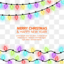 christmas lights png vectors psd and icons for free download