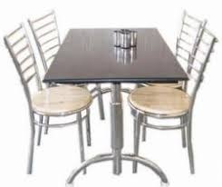 Hotel Dining Room Furniture Ss Hotel Dining Table Ss Hotel Furniture Chapru Nagar Nagpur