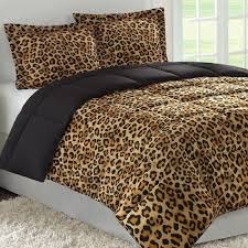 Zebra Print Bedroom Sets Fun Cheetah Print Bedding Packages To Add Style To Your Bedroom