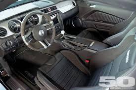 Mustang Interior 2014 2014 Ford Shelby Steeda Gt500 Fender Bender 5 0 Mustang Magazine