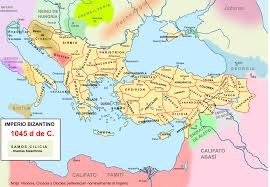 Map Quotes File Map Byzantine Empire 1045 Es Svg Wikimedia Commons