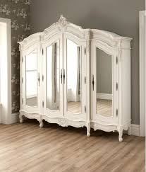 Country Chic Bedroom Furniture White Armoire Wardrobe Bedroom Furniture 2179