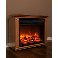 lifesmart electric fireplaces fireplaces the home depot