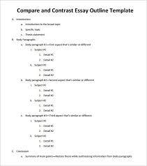 format for essay outline outline exle essay mla format sle paper cover page and outline