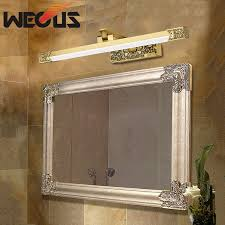 Hotel Bathroom Mirrors by Online Get Cheap Bronze Bathroom Mirrors Aliexpress Com Alibaba