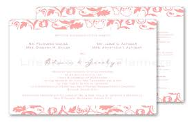 Invitation Cards Size Sample Invitation Card For Wedding Matik For