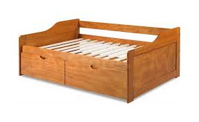 336 00 rio twin daybed with drawers honey pine daybeds 0