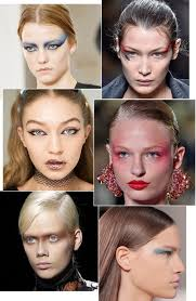 spring fashion colors 2017 the fashion week spring summer 2017 make up trends vogue paris