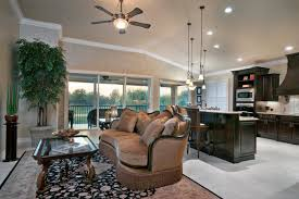 custom home floor plans should you design an open or closed floor plan for your new home