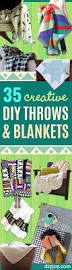 35 creative diy throws and blankets diy joy