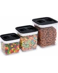 storage canisters for kitchen deals on kitchen details plastic squeeze lid airtight storage