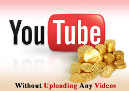 how to m how to make money from youtube without uploading any videos how