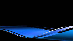 black and blue ribbon blue ribbon lower third