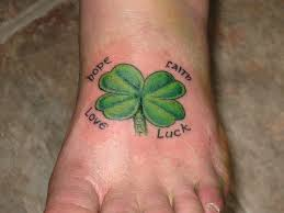 30 shamrock tattoos with symbolic representation tattoos win