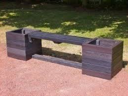 planter benches foter