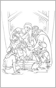 christmas colouring pages printables