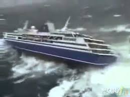 List Of Ship Sinkings by 1000 Passenger Cruise Ship Almost Down By The Tsunami Youtube