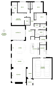 Design Floor Plans Waratah New Home Design Energy Efficient House Plans