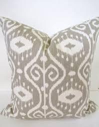 Home Decor Throw Pillows Pillow Cover 16x16 Tan Throw Pillow Covers Gray Decorative Throw