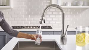 new faucet delivers filtered water faster video proud green home