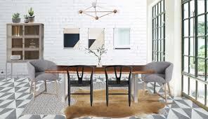 room three budgets a modern scandinavian dining room