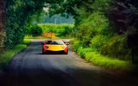 Lamborghini Murcielago Green - lamborghini murcielago road car hd wallpaper top wallpapers