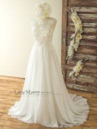 custom made wedding dresses custom made vintage style lace wedding dresses by lacemarry