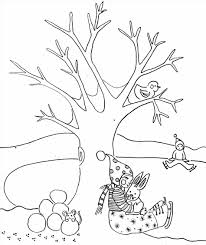 sledding coloring pages coloring pages pdf archives page free for kids best free winter