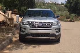 Ford Explorer 2016 - first drive 2016 ford explorer