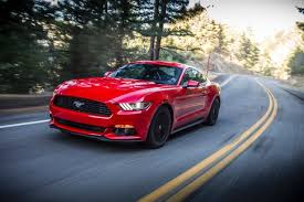2016 ford mustang fuel efficient four cylinder engine key to 2016 ford mustang sales