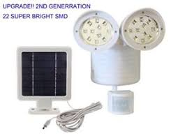 super solar powered motion sensor lights upgrade solar powered motion sensor lights 22 smd garage outdoor