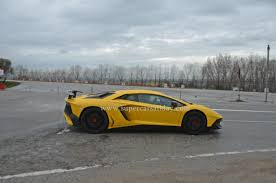 Lamborghini Aventador Sv Top Speed - lamborghini aventador lp750 4 sv spotted on the road