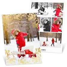 picture christmas cards christmas cards custom designs from pear tree