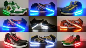 light up shoes men s custom light up shoes