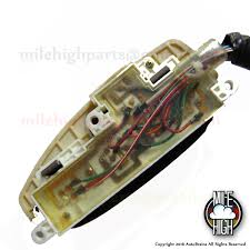 lexus lx470 maintenance light reset 95 96 97 land cruiser toyota lexus lx470 lx450 control interruptor