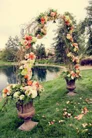 wedding arches flowers how to make a wedding arch out of branches pic wedding