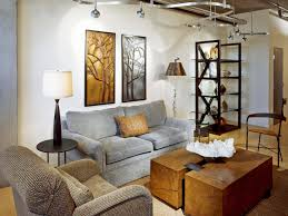 how to decorate living room walls lighting tips for every room hgtv