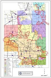 of akron map water distribution division city of akron
