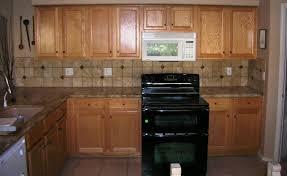 architecture modern kitchen design with kitchen tile backsplash