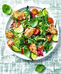 thai grilled chicken salad recipe