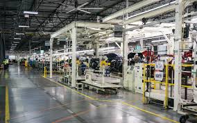 lexus is build a visit to the lexus es manufacturing plant in kentucky lexus